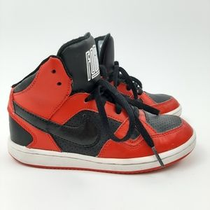 NIKE Kids Son of Force MID Sneakers Size 12C